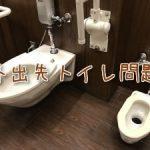携帯補助便座は必要?!トイレトレーニング完了後の外出先トイレ問題